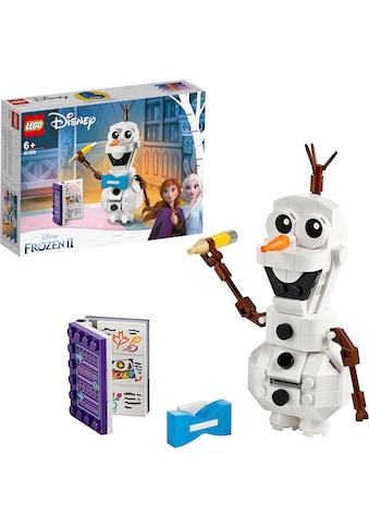 "LEGO® Konstruktionsspielsteine ""Olaf (41169), LEGO® Disney Princess"", Kunststoff, (122 - tlg.) kaufen"