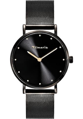 Tamaris Quarzuhr »Anda black, TW006« kaufen