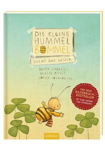Buch »Die kleine Hummel Bommel sucht das Glück / Britta Sabbag, Maite Kelly, Joëlle... kaufen