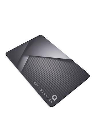Aplic RFID Blocker Karte zur Abschirmung »Schutz vor Cyber Kriminalität / Grau« kaufen