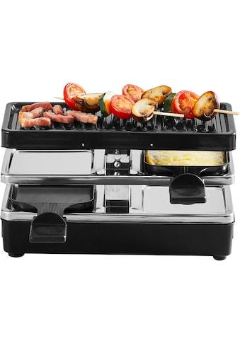 Tefal Raclette »Plug & Share Raclette-Grill RE2308«, 2 St. Raclettepfännchen, 400 W kaufen