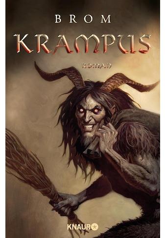 Buch »Krampus / Brom, Jakob Schmidt« kaufen
