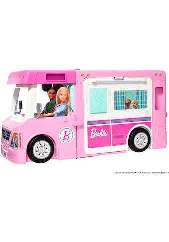 Mattel® Spielzeug-Bus »Barbie 3-in-1 Super Abenteuer-Camper« kaufen