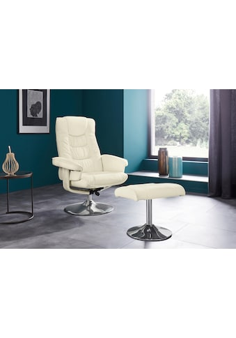 Places of Style Relaxsessel »Springfield«, mit vielen Funktionen, in zwei verschiedenen Bezugsqualitäten verfügbar kaufen