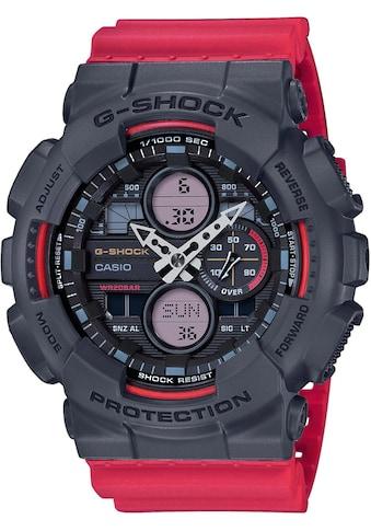 CASIO G - SHOCK Chronograph »GA - 140 - 4AER« kaufen