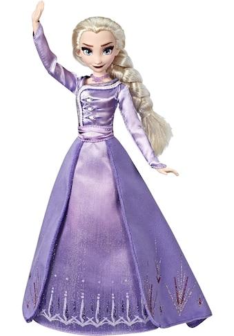 Hasbro Anziehpuppe »Die Eiskönigin II, Elsa aus Arendelle Deluxe« kaufen