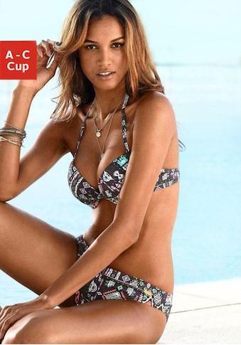 LASCANA Push - Up - Bikini - Top »Kati« kaufen
