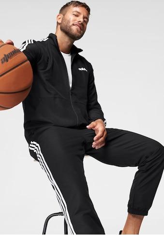 adidas Performance Trainingsanzug »3 - STREIFEN WOVEN CUFFED« (Set, 2 tlg.) kaufen