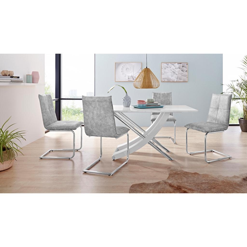 my home Esstisch »Kaleo«, Breite 160 cm