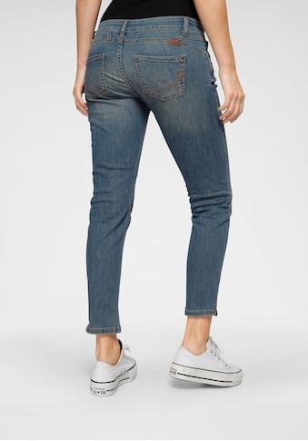 BLUE FIRE 5-Pocket-Jeans »Alicia«, mit Paspeltaschen vorn kaufen