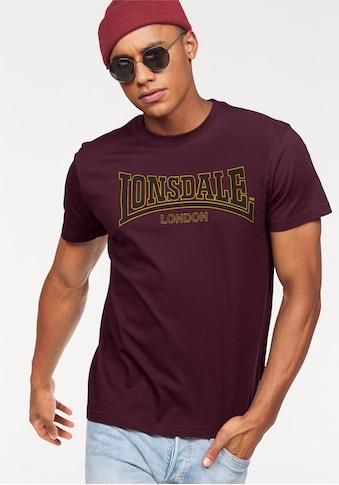 Lonsdale T-Shirt »CLASSIC« kaufen