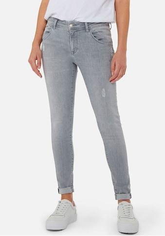Mavi Skinny-fit-Jeans »LEXY-MA«, mit leichten Destroyed-Effekten kaufen