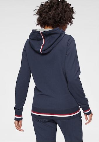H.I.S Kapuzensweatshirt »Athleisure Hoody«, mit weißem Piping kaufen