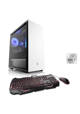 CSL Gaming PC   Core i7 - 10700K   GeForce RTX 2060   16 GB DDR4   SSD »HydroX T9182 Wasserkühlung« kaufen