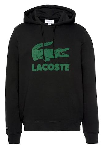 Lacoste Kapuzensweatshirt kaufen