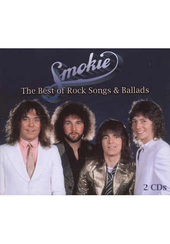 Musik - CD Best Of The Rock Songs And Ballads / Smokie, (2 CD) kaufen