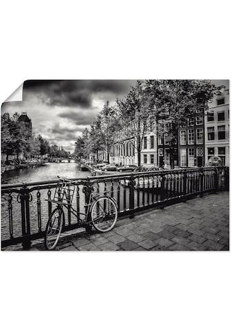 Artland Wandbild »Amsterdam Keizergracht I« kaufen