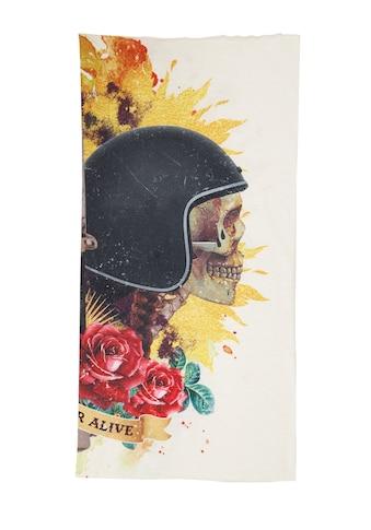 QueenKerosin Multifunktionstuch »Dead or Alive«, aus Coolmax kaufen
