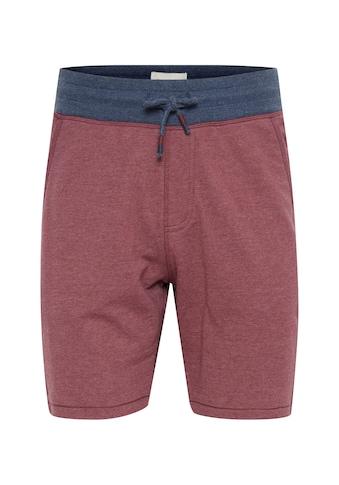 Blend Sweatshorts »Julio«, kurze Hose mit kontrastfarbenen Bund kaufen