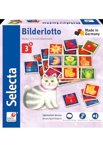 """Selecta Spiel, """"Bilderlotto"""" kaufen"""