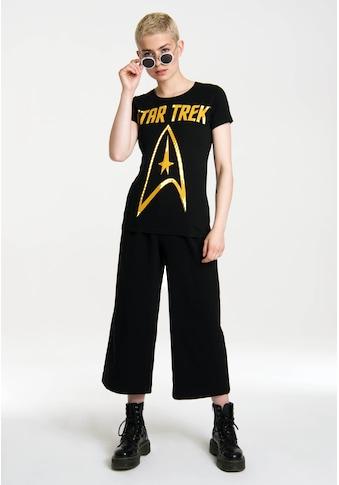 LOGOSHIRT T-Shirt mit Star Trek-Logo kaufen