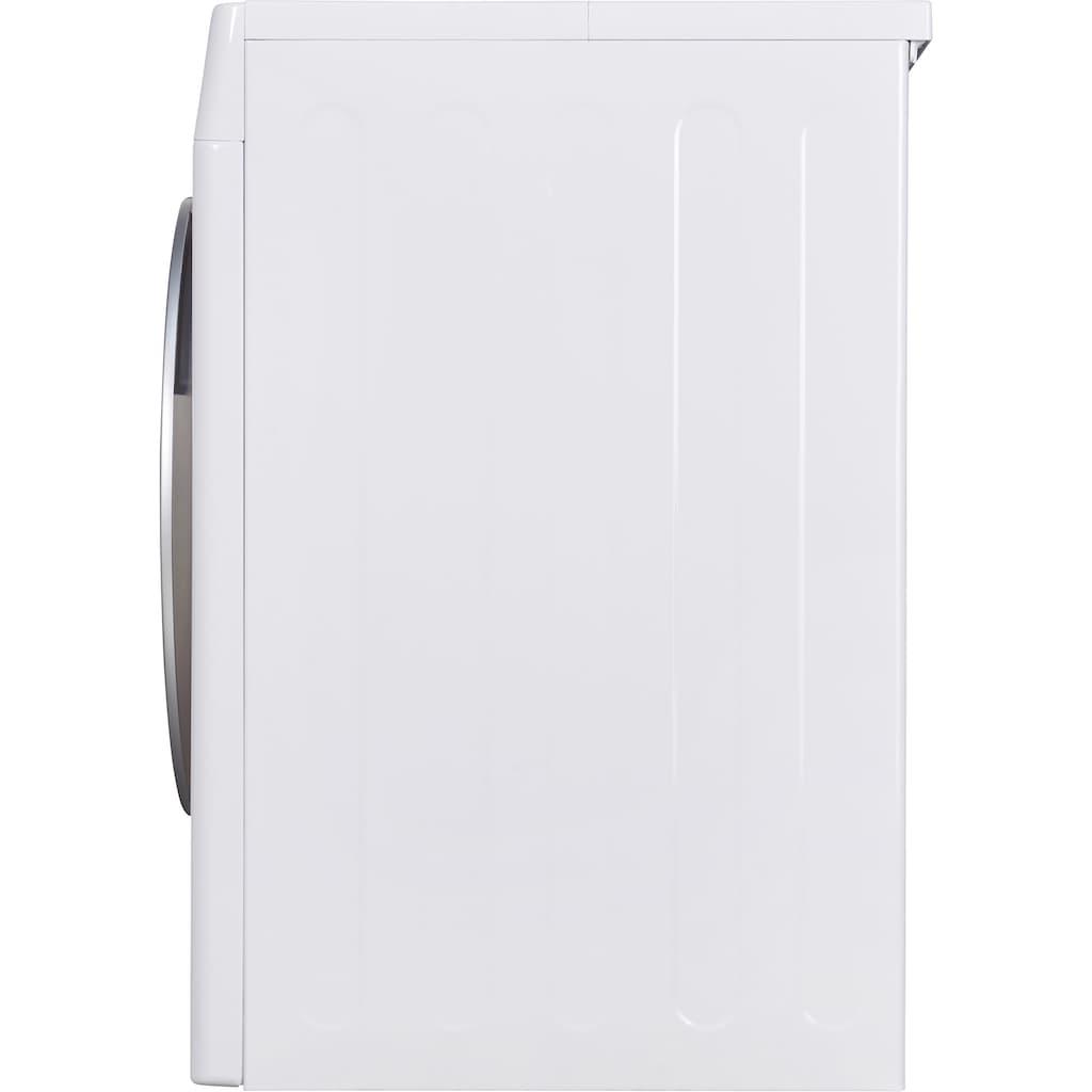 LG Waschtrockner »V4 WD 85S1«, 4, mit Dampftechnologie