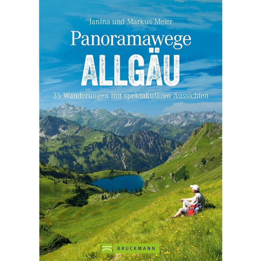 Buch »Panoramawege Allgäu / Markus und Janina Meier«