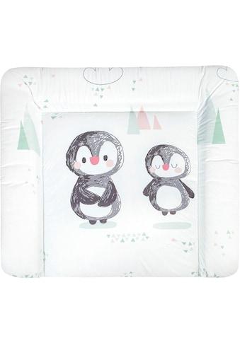 Julius Zöllner Wickelauflage »Softy - Pinguin«, (1 tlg.), Made in Germany kaufen