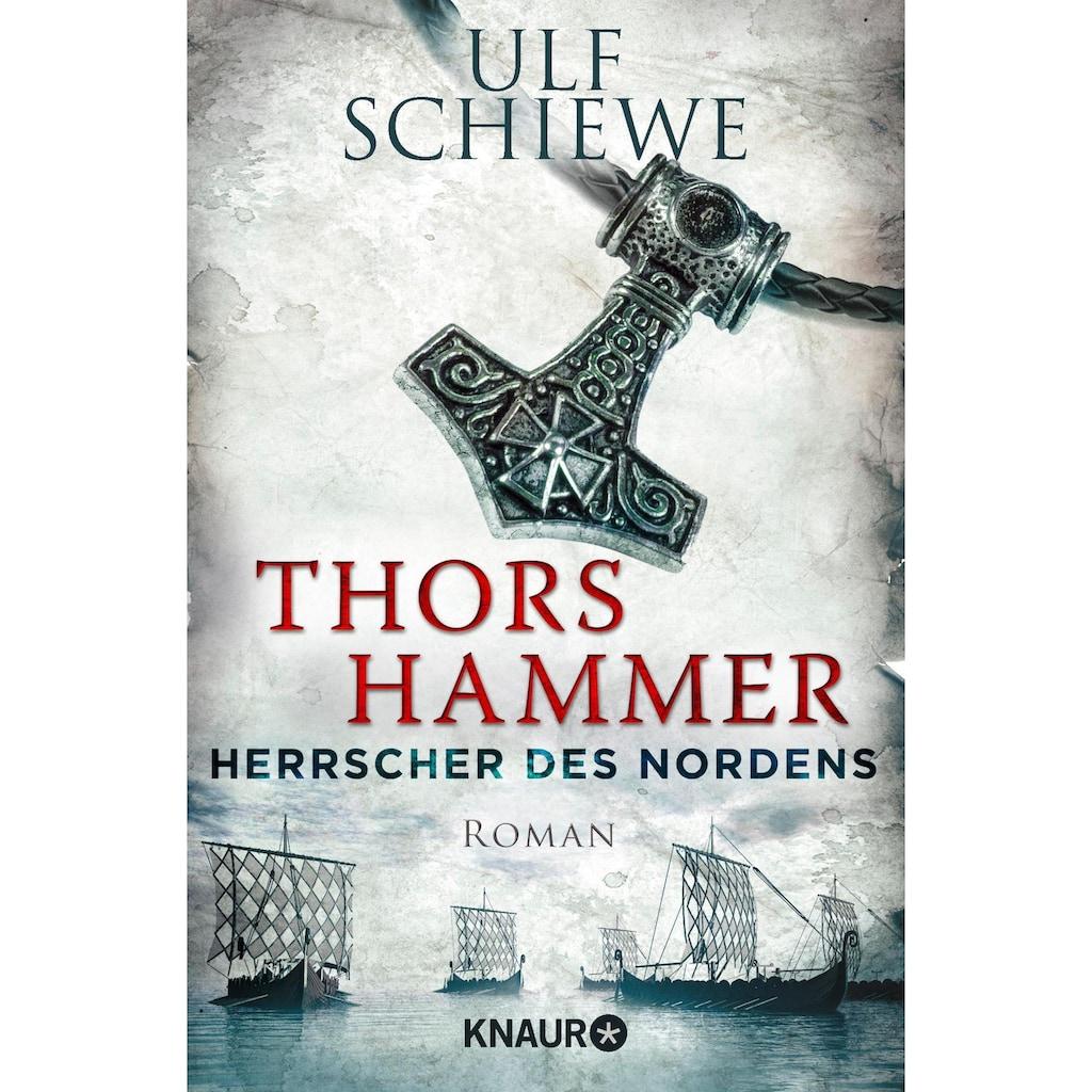 Buch »Herrscher des Nordens - Thors Hammer / Ulf Schiewe«