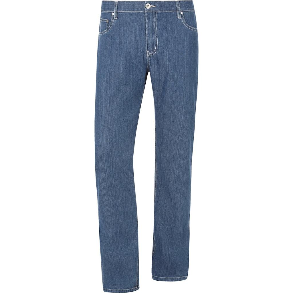 Jan Vanderstorm Dehnbund-Jeans »SOA«, (Packung, 2 tlg., 2er-Pack), mit flexiblem Innendehnbund