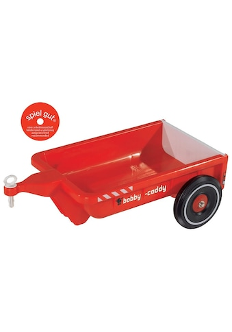 BIG Kinderfahrzeug-Anhänger »BIG-Bobby-Caddy, rot«, Made in Germany kaufen