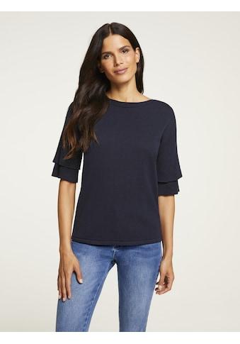 Pullover mit Rippenstrick kaufen