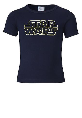 LOGOSHIRT T-Shirt mit coolem Schriftzug kaufen