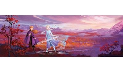 Komar Fototapete »Frozen Panorama«, bedruckt-Comic, ausgezeichnet lichtbeständig kaufen