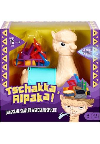 Mattel games Spiel »Taschakka Alpaka!« kaufen