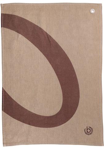 bugatti Geschirrtuch »Ellipse - Jacquard« kaufen