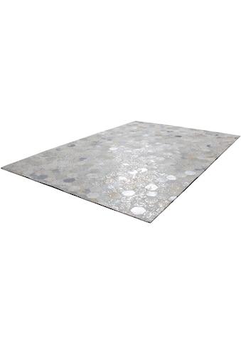 calo-deluxe Fellteppich »Scarllet 210«, rechteckig, 8 mm Höhe, echtes Rinderfell, Wohnzimmer kaufen