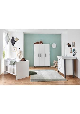 arthur berndt Babyzimmer-Komplettset »Liam«, (Set, 3 St.), Made in Germany; mit... kaufen