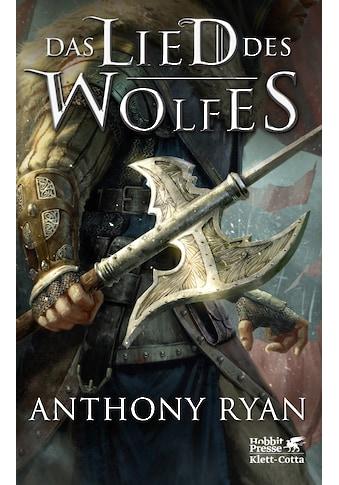 Buch »Das Lied des Wolfes / Anthony Ryan, Sara Riffel« kaufen