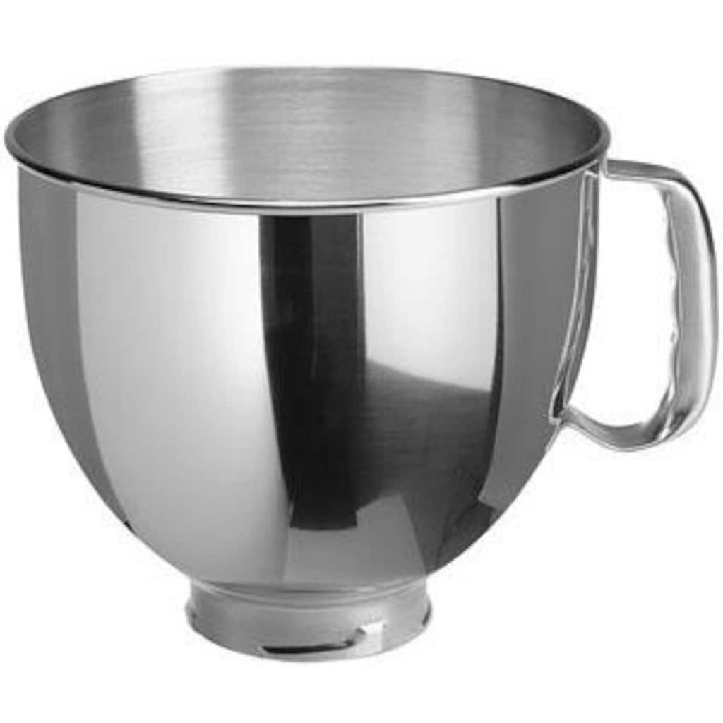 KitchenAid Küchenmaschine »Artisan 5KSM125EAC«, 300 W, 4,8 l Schüssel, creme