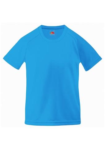 Fruit of the Loom T-Shirt »Performance Sportwear Kinder« kaufen