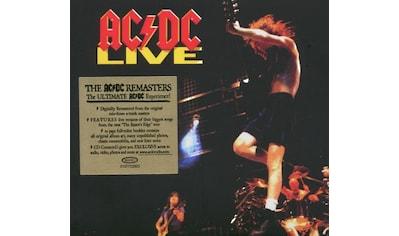 Musik-CD »LIVE / AC/DC« kaufen