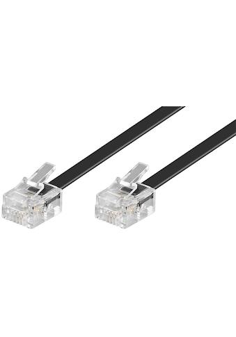 Goobay Modularkabel 6P4C kaufen