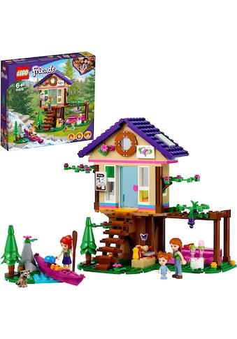 LEGO® Konstruktionsspielsteine »Baumhaus im Wald (41679), LEGO® Friends«, (326 St.) kaufen