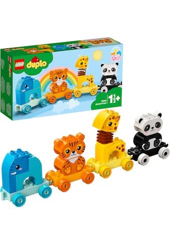 LEGO® Konstruktionsspielsteine »Mein erster Tierzug (10955), LEGO® DUPLO® Creative... kaufen