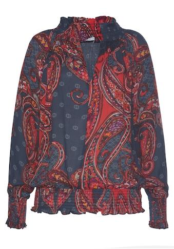 LASCANA Druckbluse, mit Paisleyprint kaufen