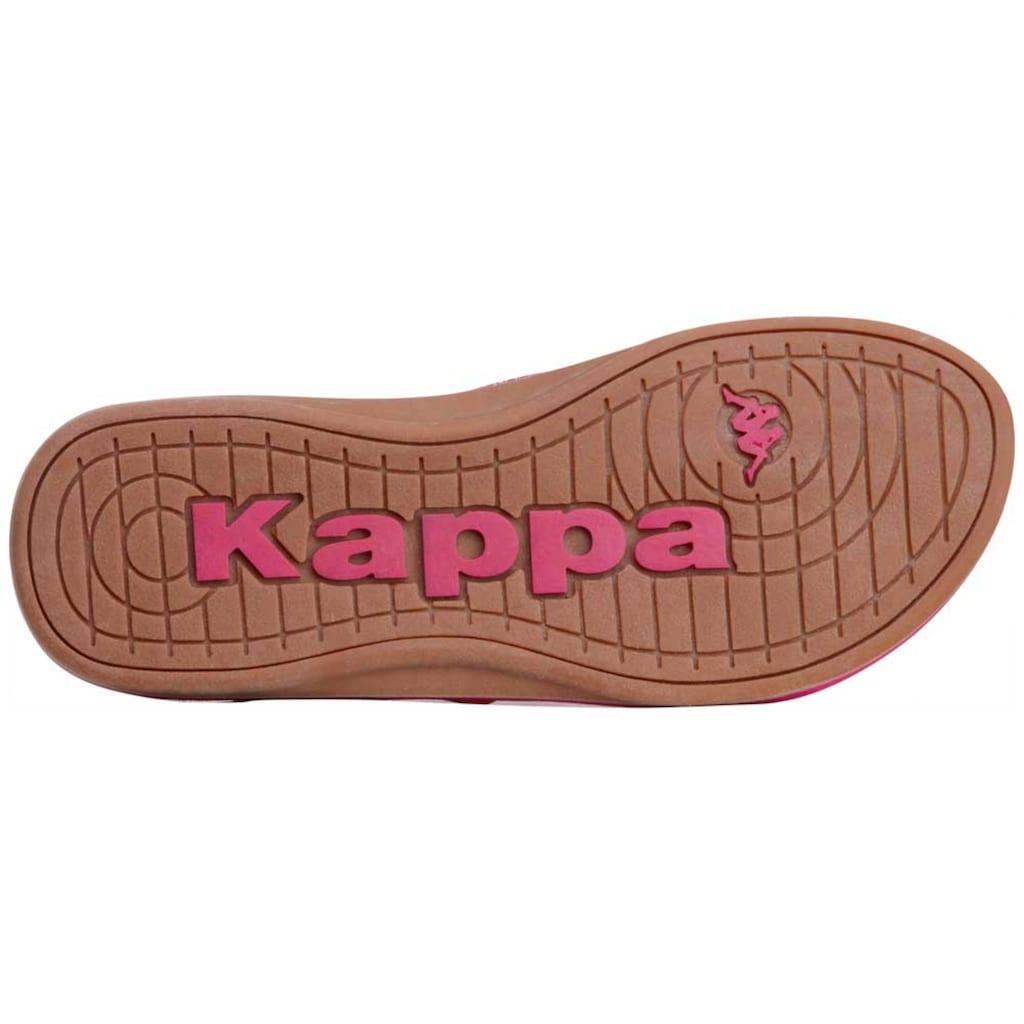 Kappa Zehentrenner »LAGOON«, ideal f&uuml;r Strand und Pool<br />
