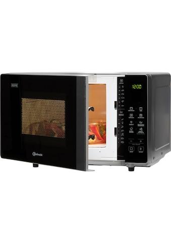 BAUKNECHT Mikrowelle »MF 203 SB«, Grill-Mikrowelle, 800 W kaufen