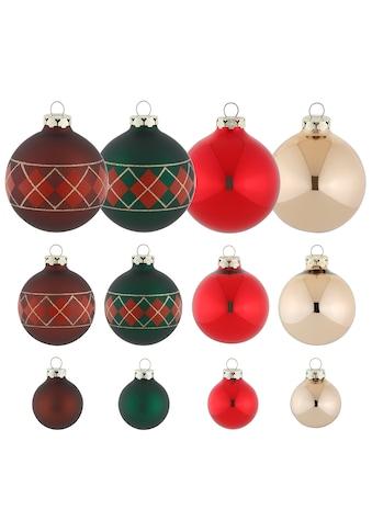 """Thüringer Glasdesign Weihnachtsbaumkugel """"True Christmas"""" kaufen"""