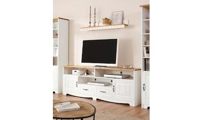 Home affaire Lowboard »Trinidad«, Breite 194 cm kaufen